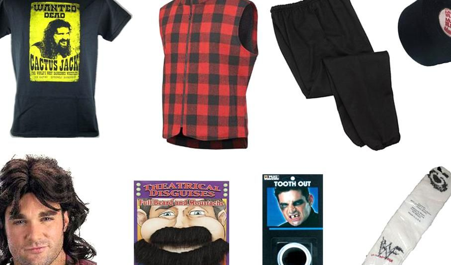 Halloween 2020 Foley Mick Foley Costume DIY Guides for Cosplay Halloween in 2020 | Diy