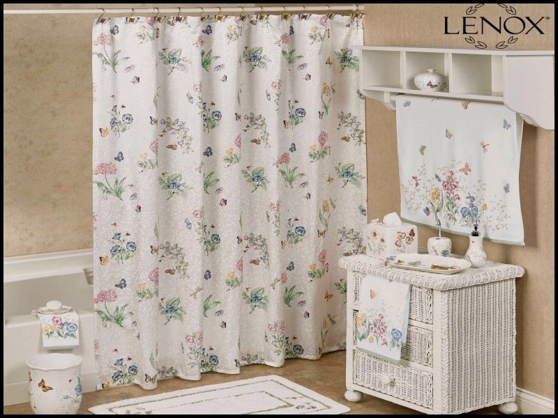 Lovely Lenox Butterfly Meadow Curtains Drapes