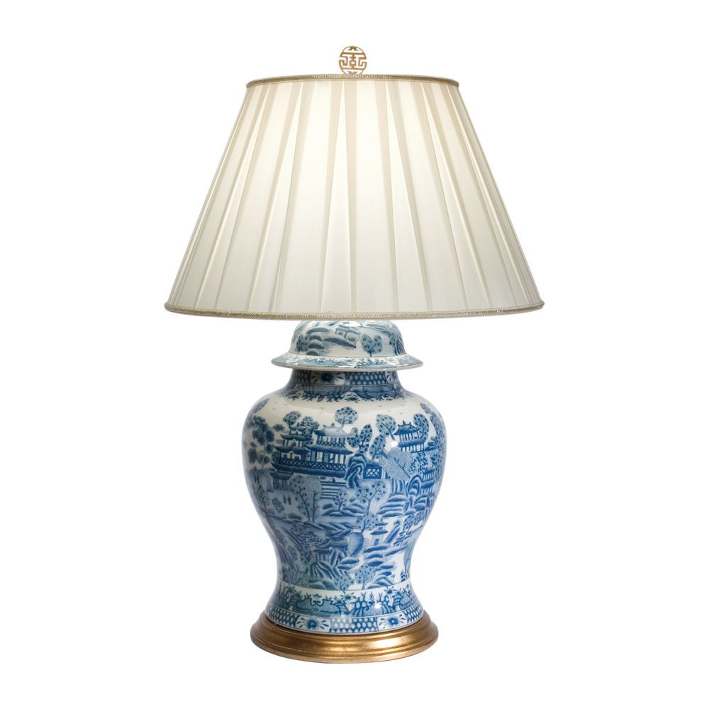 Classic Ginger Jar Table Lamp Ethan Allen Us Jar Table Lamp Traditional Table Lamps Ginger Jar Lamp