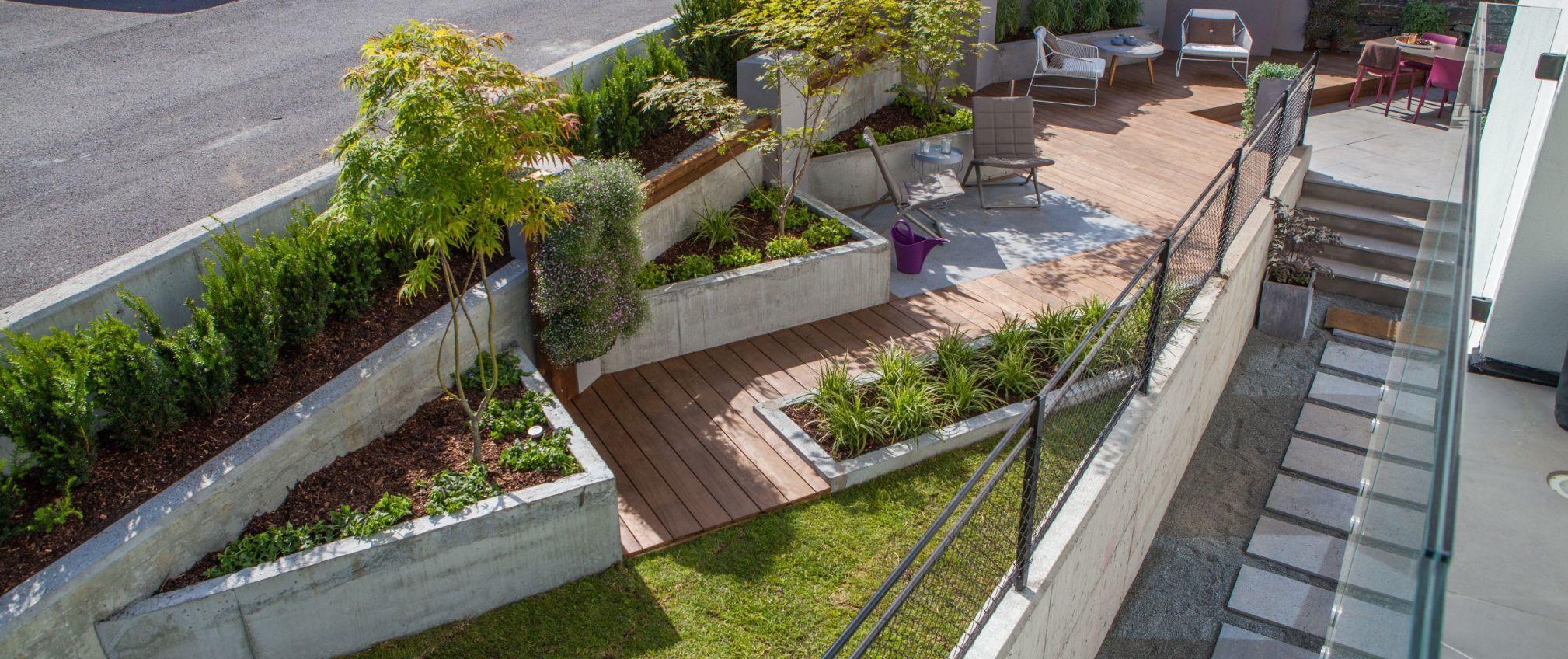 Photo of Slik forvandlet «Tid for hjem» steinørkenen til en hage