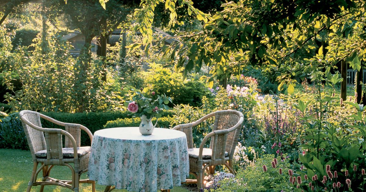 Den Garten Pflegeleicht Gestalten Pflegeleichter Garten Garten Gestalten Und Garten