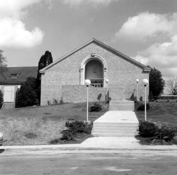 Florida Memory - Old Lincoln High School - Tallahassee, Florida