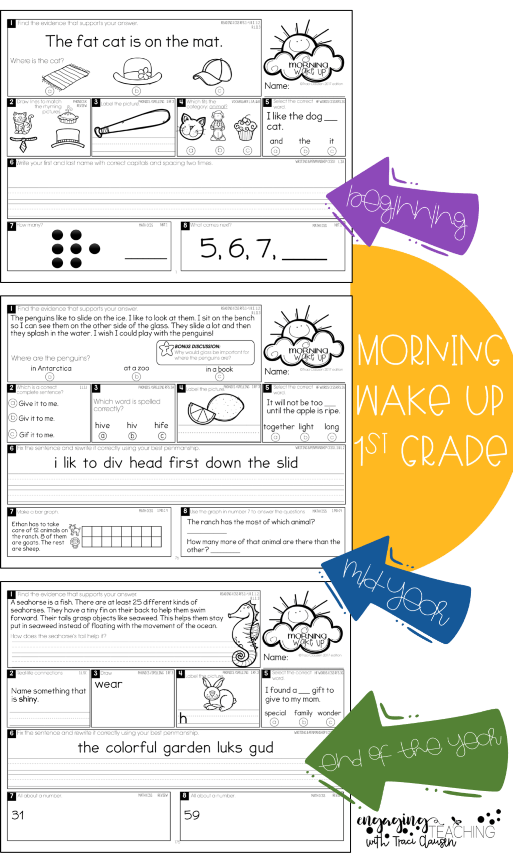 Morning Routines And Building Mastery