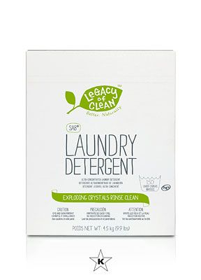 107858 Legacy Of Clean Sa8 Laundry Detergent Powder Laundry
