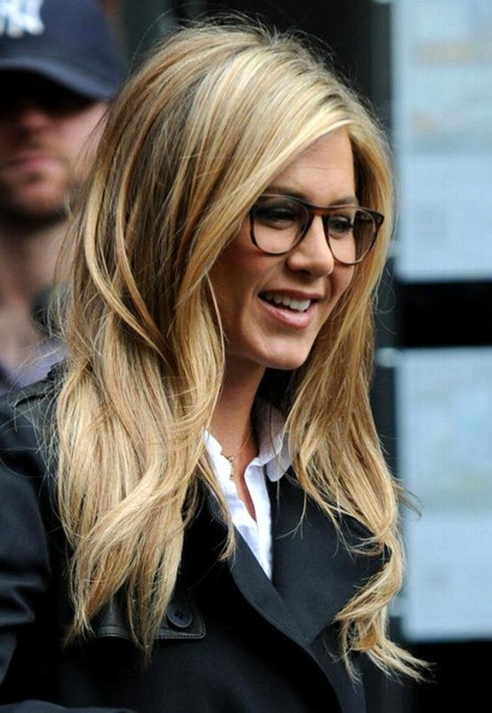 Jennifer Aniston Hair Color Highlights | Hair Color Ideas ...