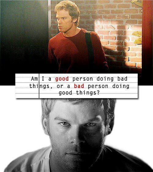 Dexter Dexter Quotes Dexter Morgan Quotes Dexter Morgan
