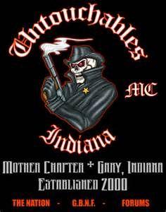 Invaders motorcycle gang