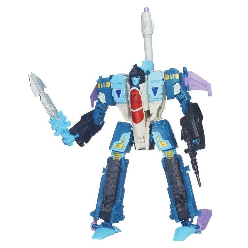 Boneco Transformers Generations 30 Anos Voyager - Doubledealer - Hasbro