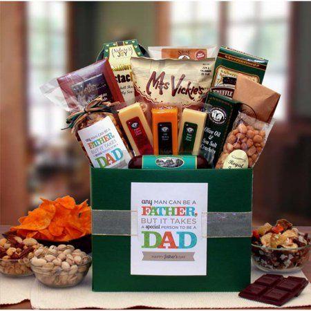 It Takes A Special Man To Be A Dad Gift Box - Walmart.com #boyfriendgiftbasket