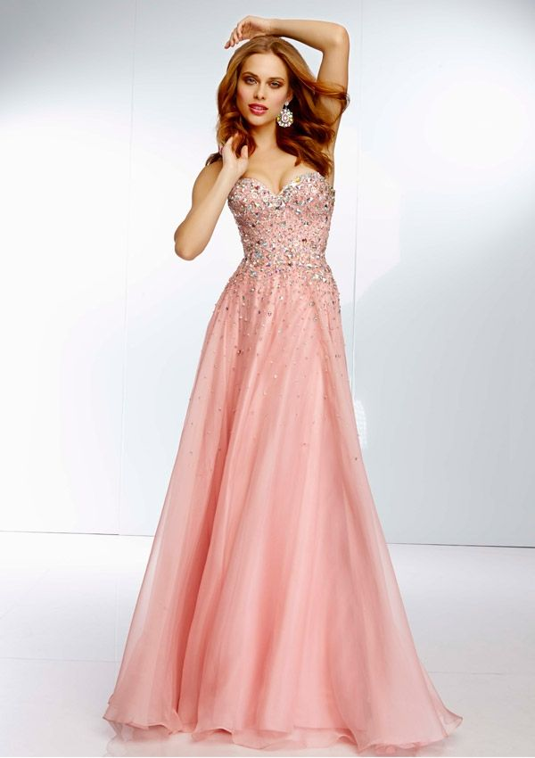 Look stunning at your prom in this dress @ www.thebridalgallery.com ...