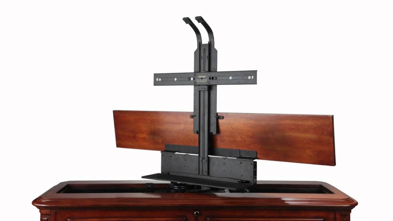 Image Result For Retractable Tv Stand That Swivels Swivel Stands
