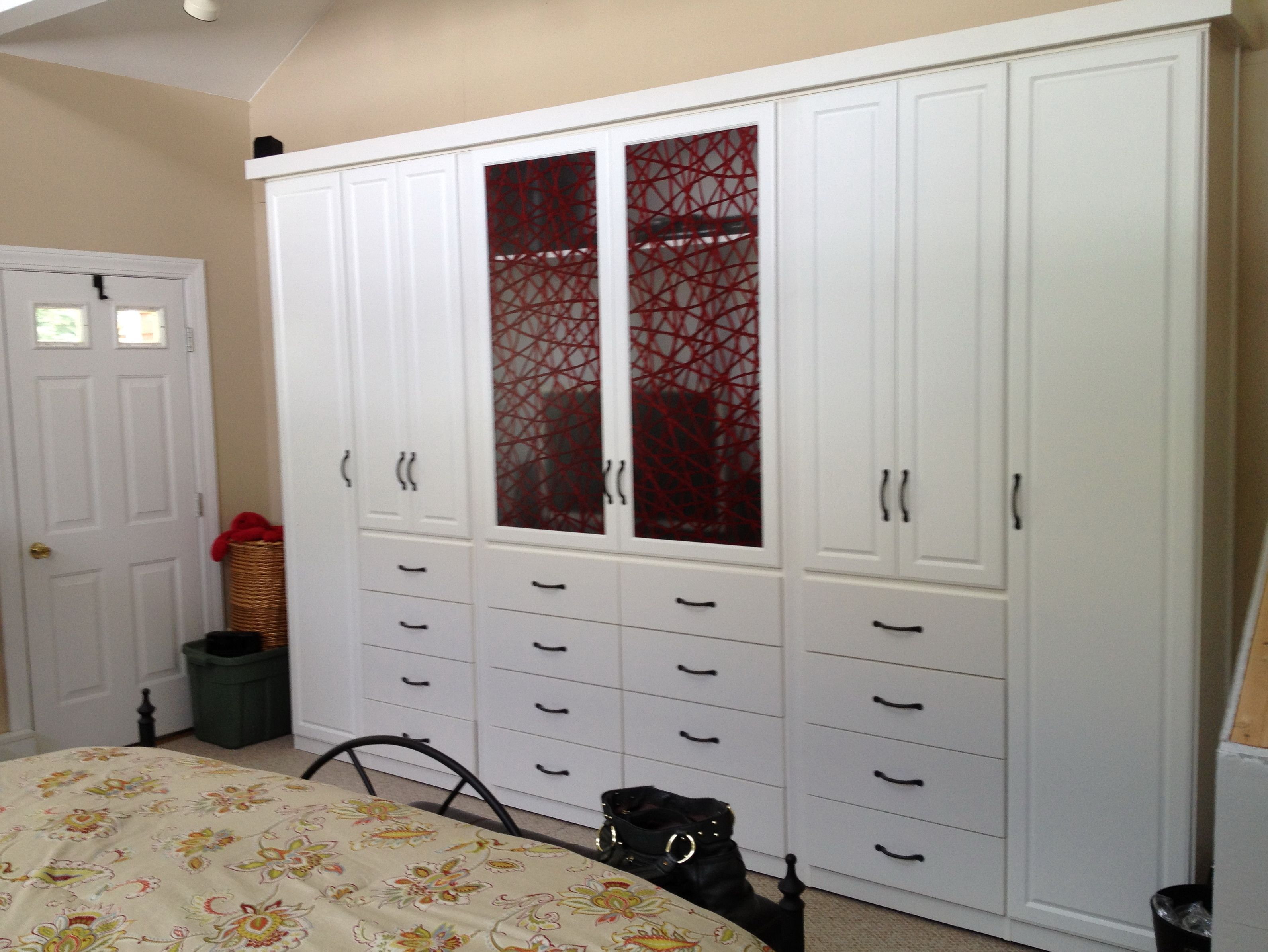 small home installed designed closets ins on trim built organizers ideas closet for dark cabinets in