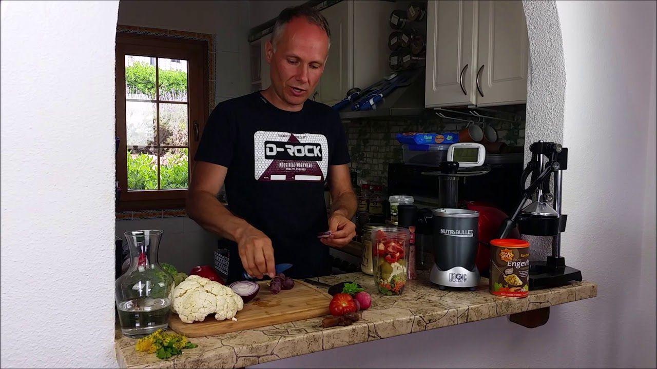 Jak Przygotowac Szybki Pozywny Posilek Kazdego Ranka Youtube Vegan Detox