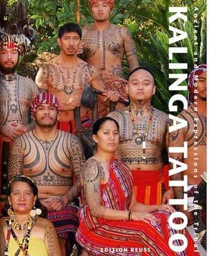 Kalinga tattoo native of Orissa spread all over the world, across Indonesia and philippines to
