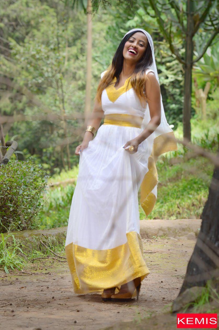 ethiopian dresses | Eritrean traditional dress online| Eritrean ...