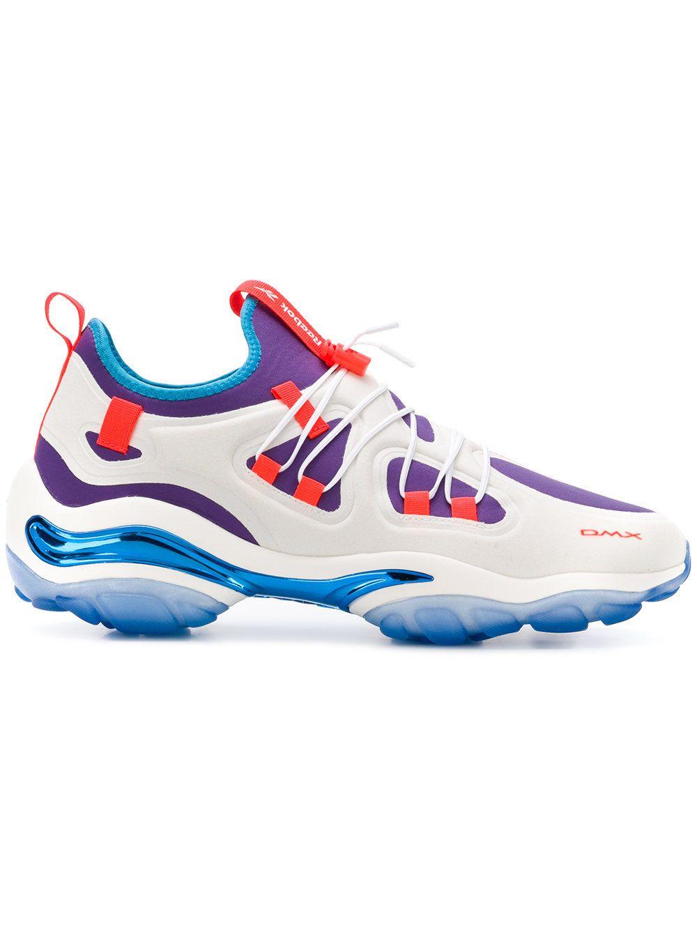 Reebok DMX series 2000 low sneakers  c5a72fe21