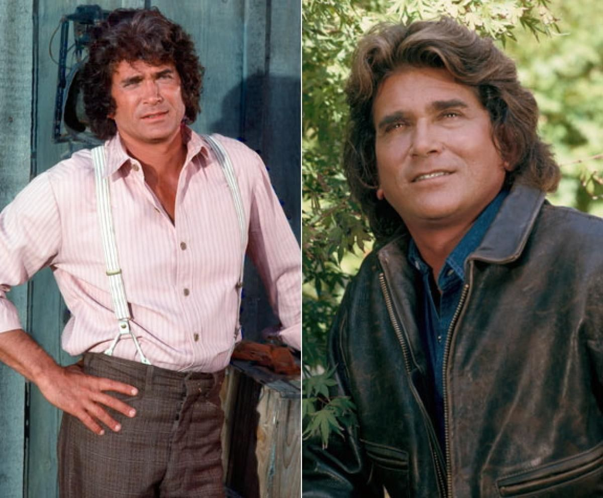 michael landon as charles ingalls - photos - 'little house on the