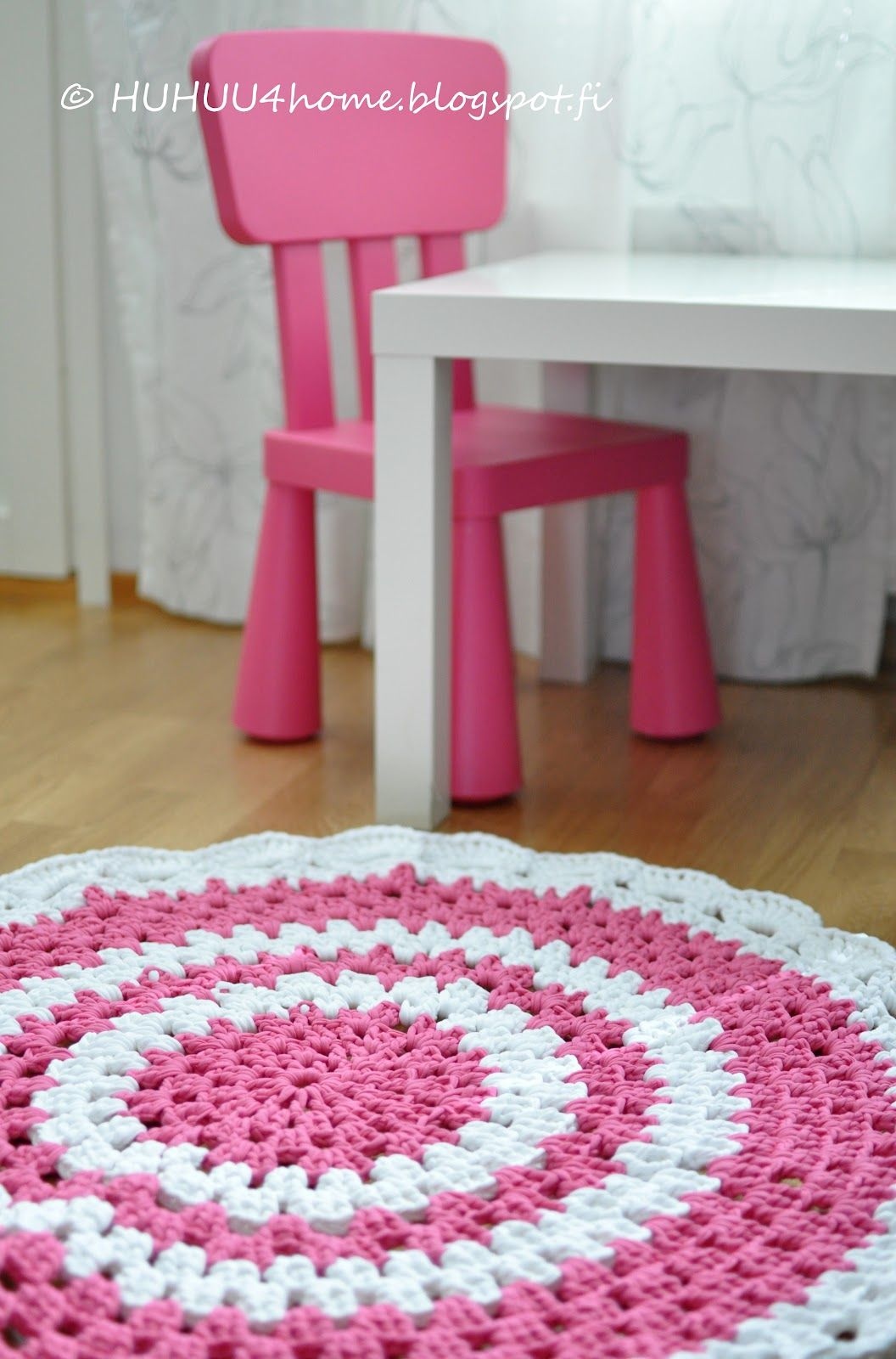 HUHUU 4home: rug / matto