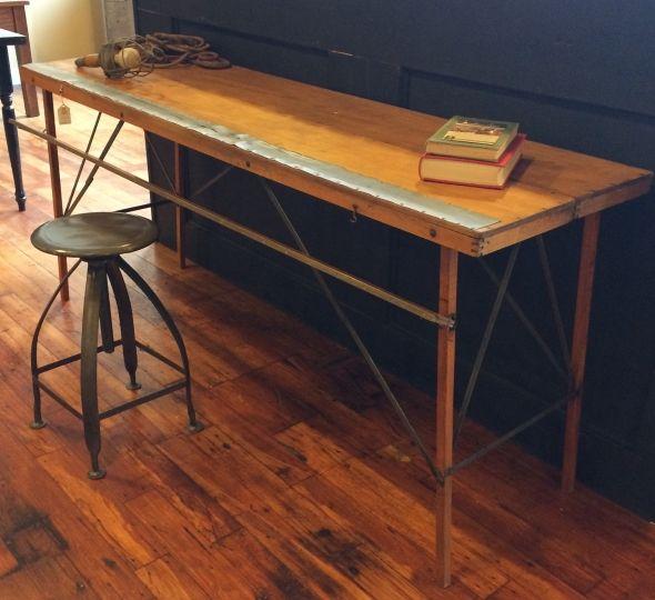 Pair Of Wallpaper Table Legs Trestle Legs Folding Table Etsy In 2020 Folding Table Legs Table Legs Folding Table