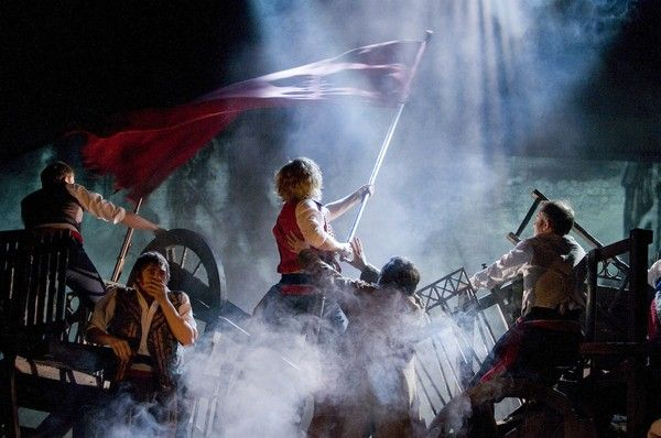 Les Miz comes back home to Broadway, March of 2014