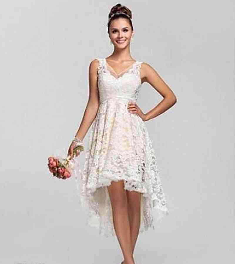 Tea Length Wedding Dresses Under 100 Tea Length Wedding Dresses