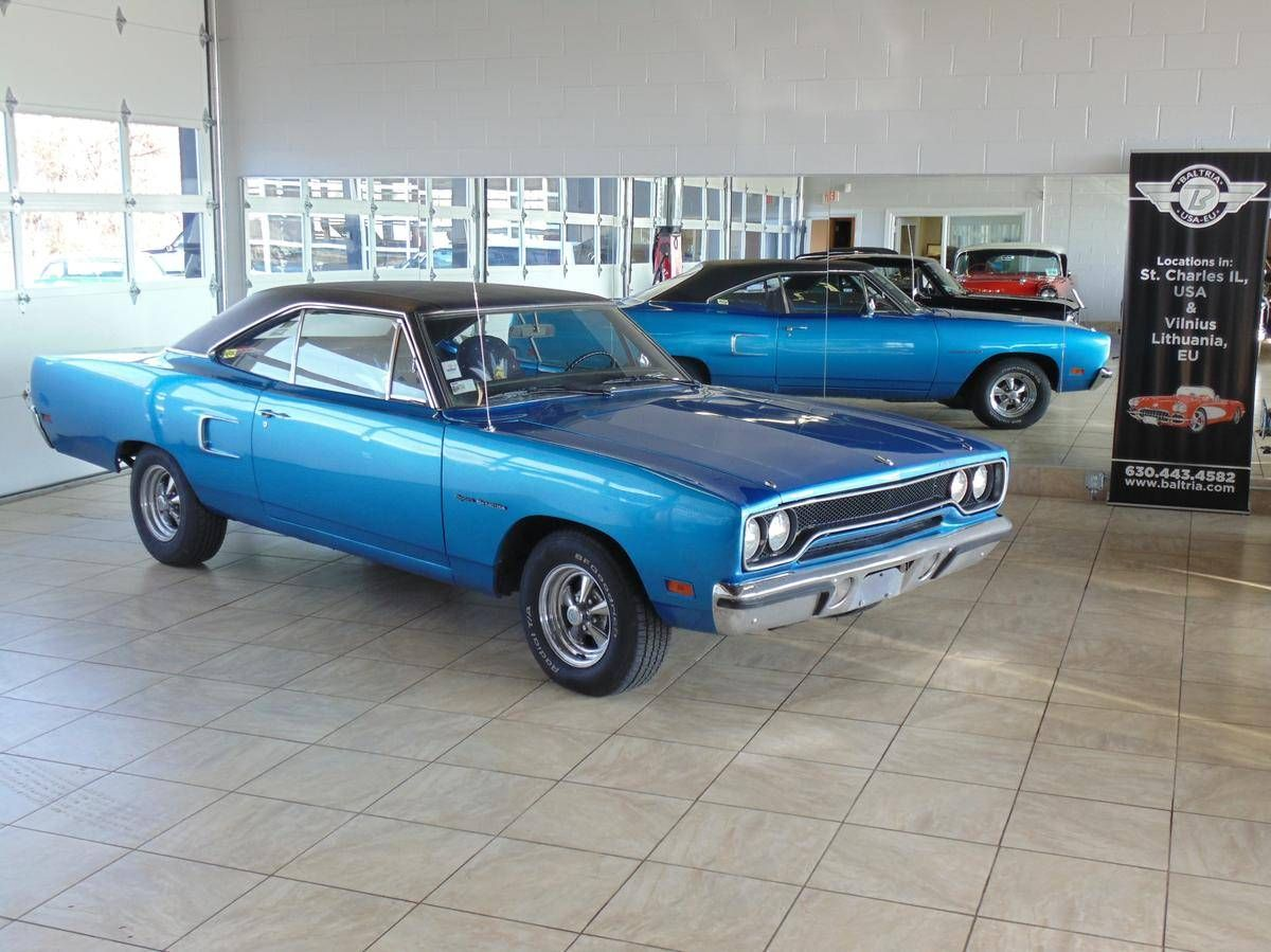 1970 Plymouth Sport Satellite | GTX / Roadrunner / Satellite ...