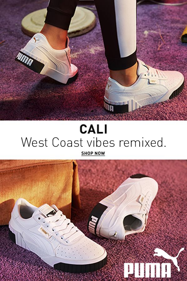 California Dreaming. Introducing the PUMA Cali. | Puma shoes
