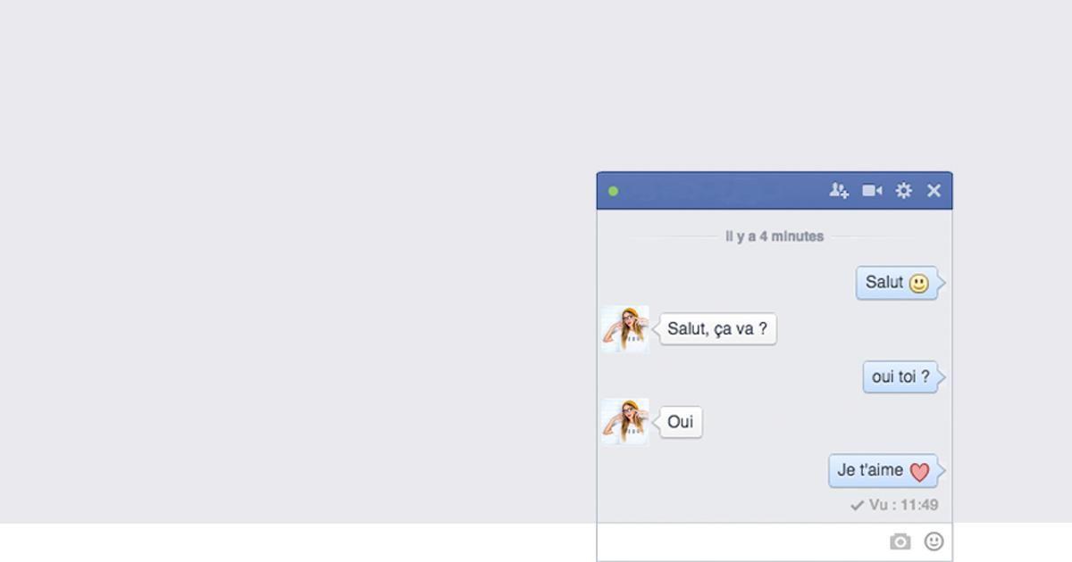 Facebook Unseen ou comment lire vos messages incognito
