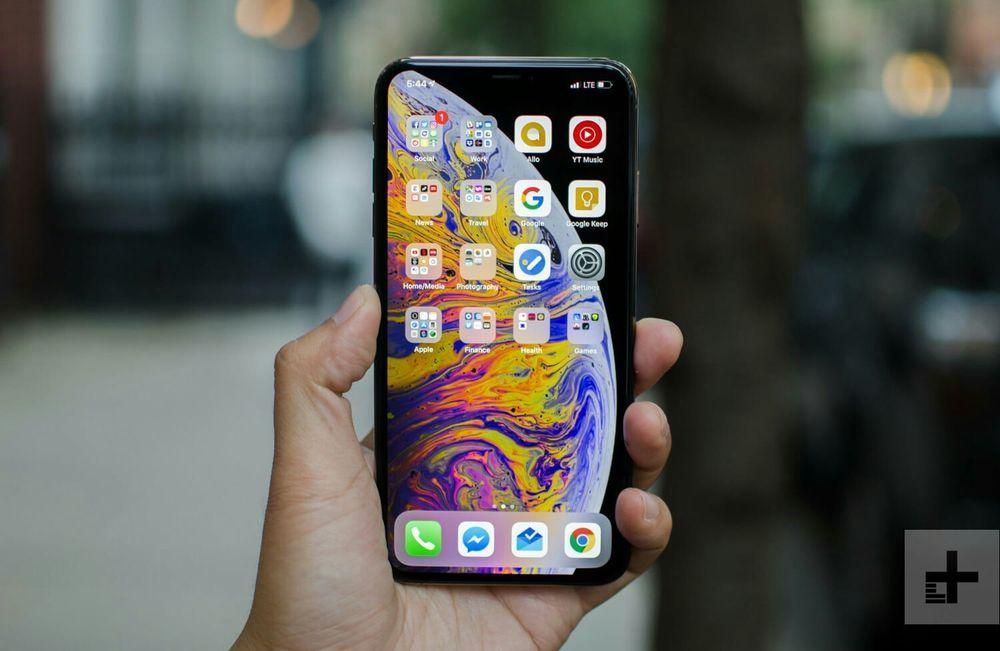 Apple iphone xs max 512gb gold unlocked a1921 cdma
