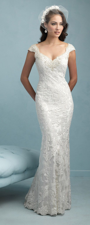 Allure Bridals Spring 2015 | Allure bridal, Spring and Wedding dress