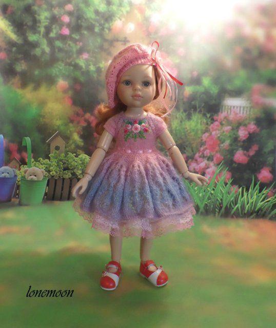 Платья со шляпками для маленьких принцесс / Одежда для кукол / Шопик. Продать купить куклу / Бэйбики. Куклы фото. Одежда для кукол