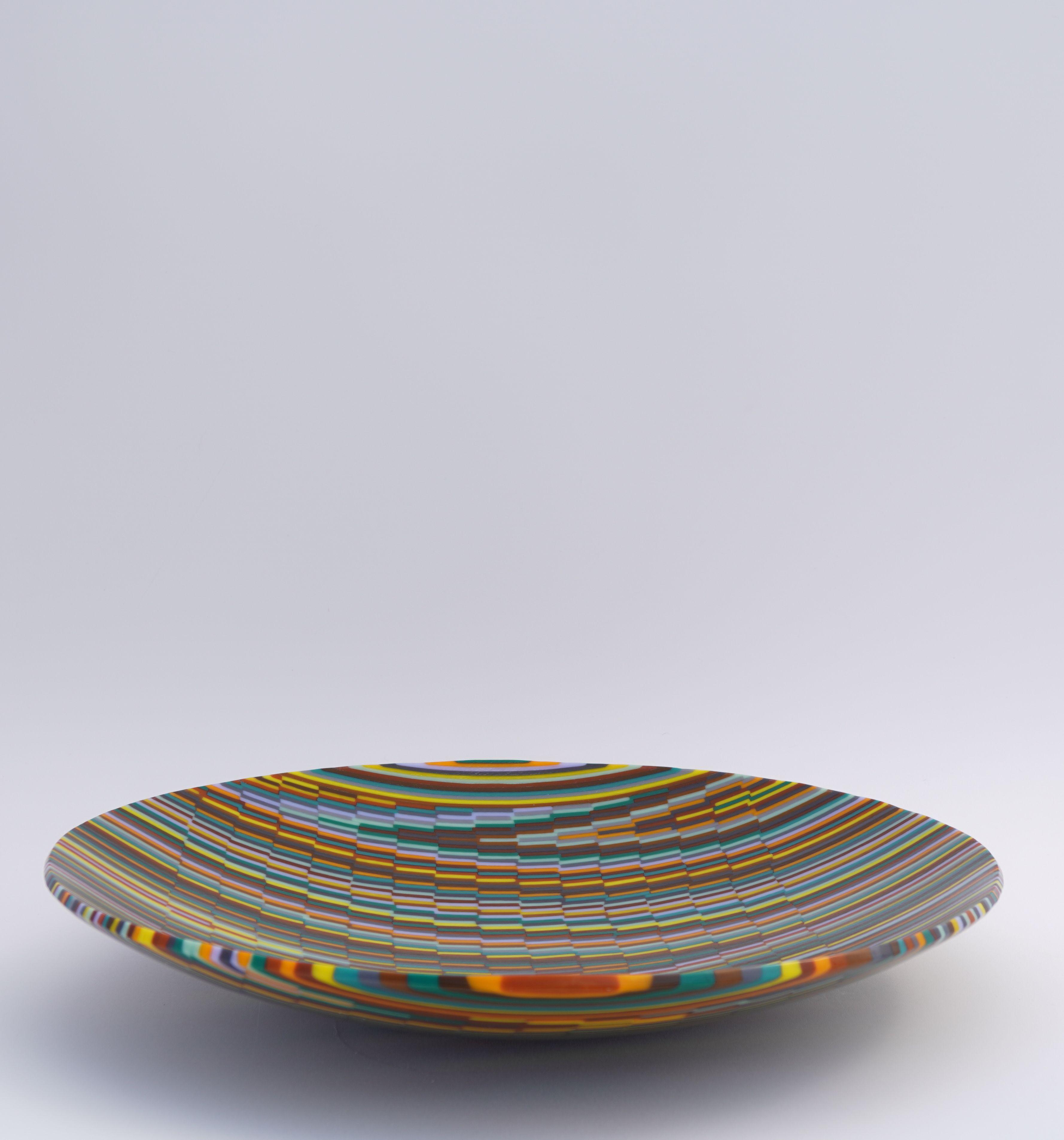 Fused Glass Decorative Bowl In 2020 Decorative Bowls Glass Bowl Decor Fused Glass Bowl