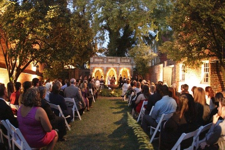 Gardens Wedding Venues In Richmond Va