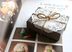 Blondas - Muy lindas para decorar paquetes de regalo