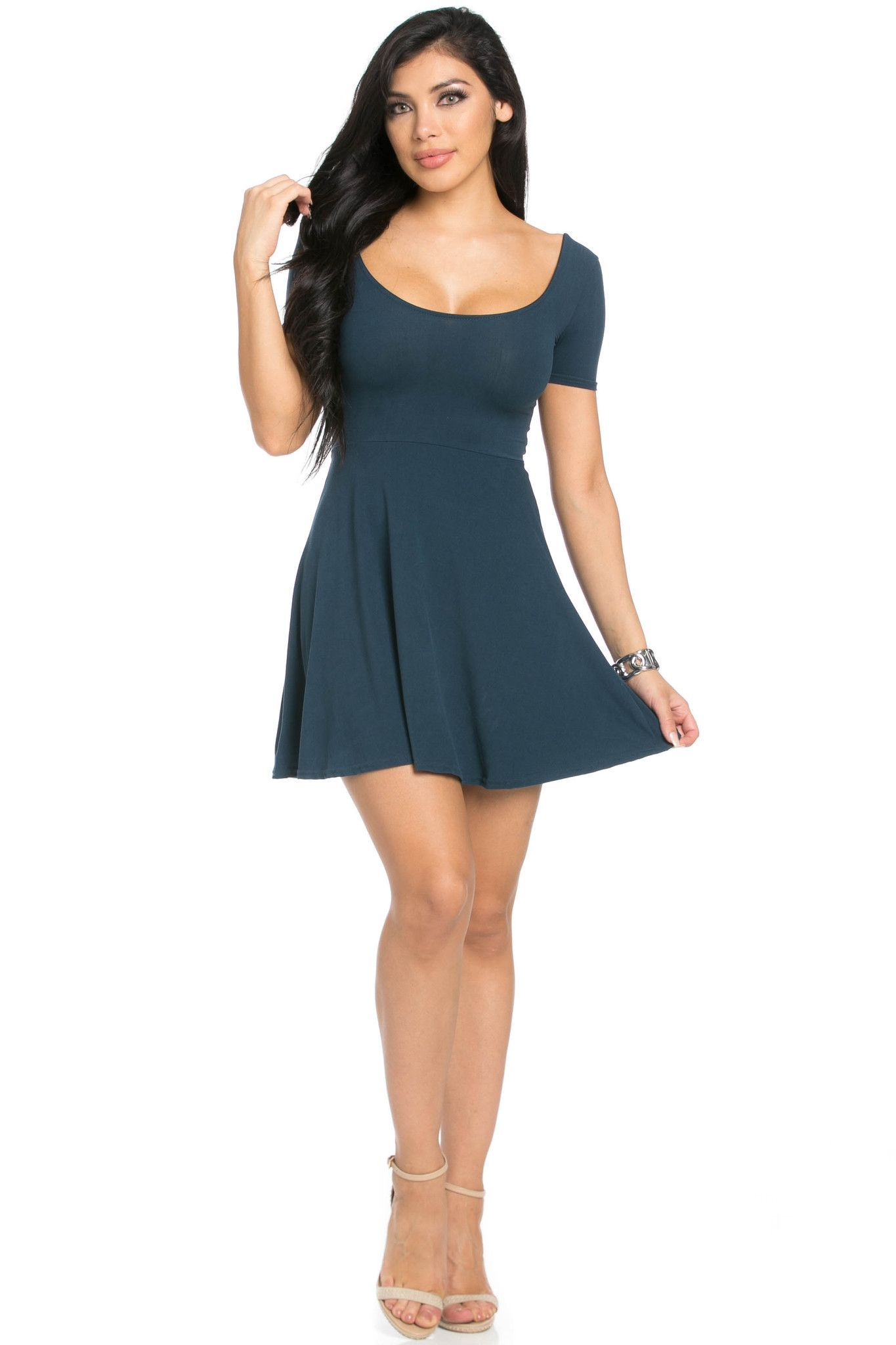 Micro suede indigo mini dress mini dresses minis and indigo blue