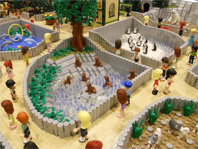 Lego Friends Animal Park Lego Zoo Lego Friends Lego Animals