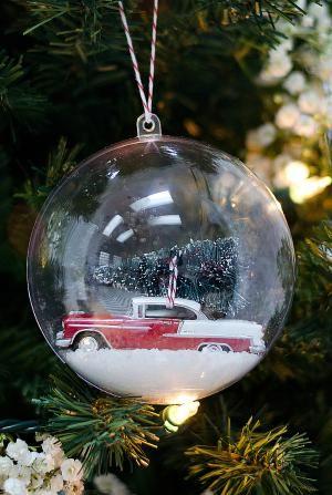 22 DIY Christmas Tree Ornaments Christmas tree, Diy christmas tree