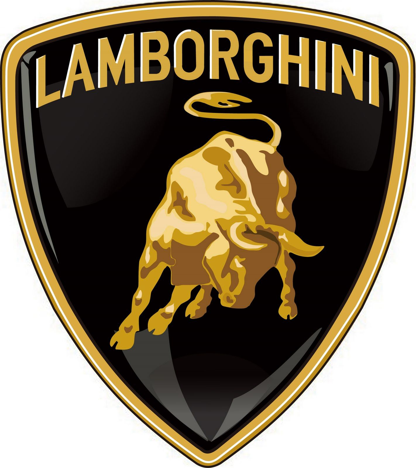 The Inspirations Behind 20 Of The Most Well Known Luxury Brand Logos Lamborghini Logo Lamborghini Cars Car Logos