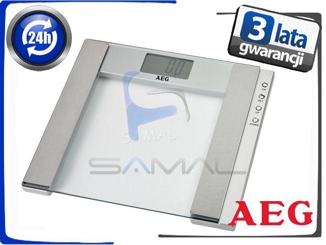 Aeg Waga Lazienkowa Analityczna 5w1 3 Lata Gw 3133912857 Oficjalne Archiwum Allegro Aeg Bathroom Scale