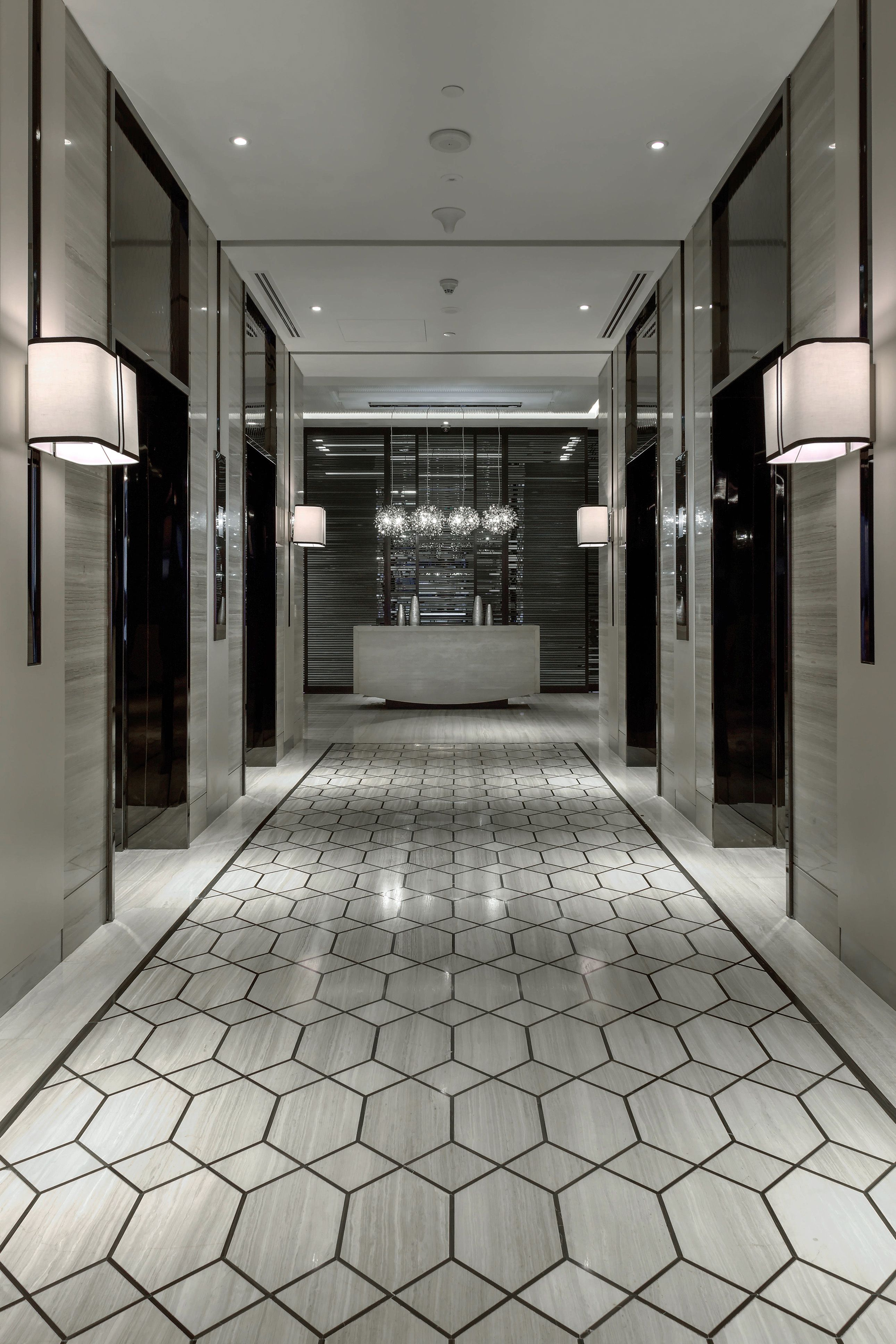 Business Plan Boutique Decoration Steinberger Business Bay Hotel Dubai By Lw Design