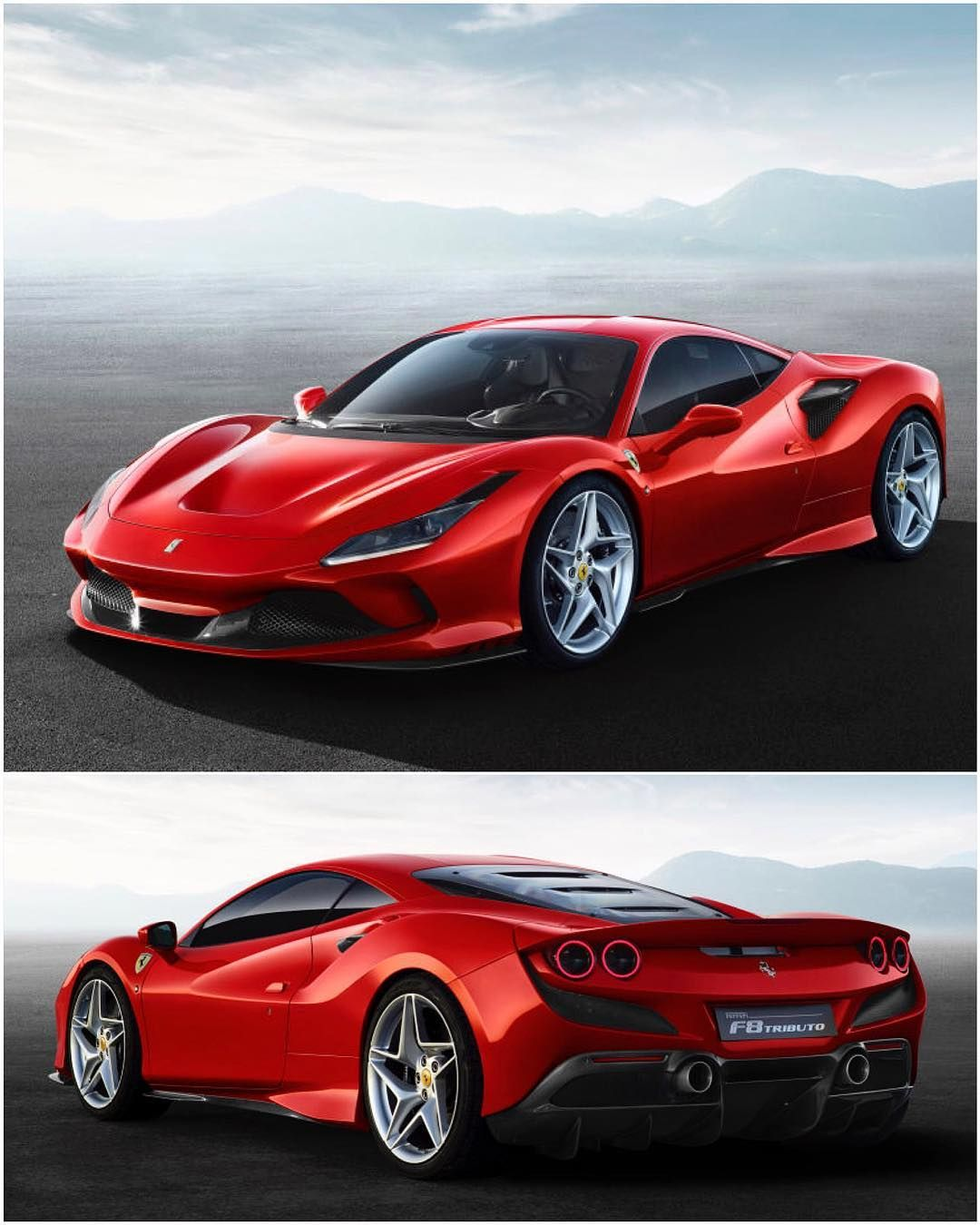 Ferrari F8 Wheels: What Do You Think About The New Ferrari F8 Tributo?