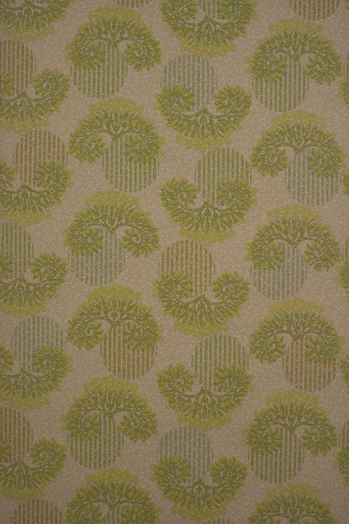 Geometric '70s WallpaperGeometrisch Jaren '70