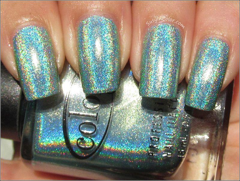 Color Club Angel Kiss 981 Color Club Halo Hues Color Club Nail