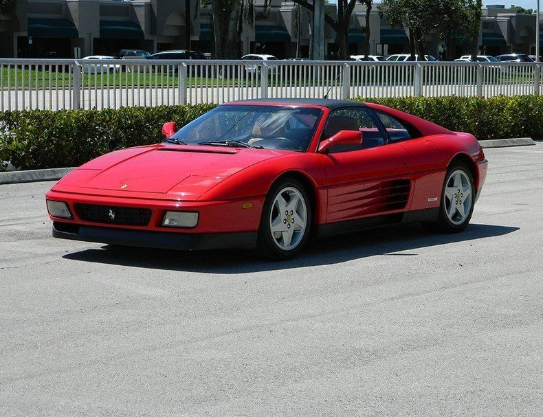 1991 Ferrari 348 For Sale Ferrari 348 Ferrari Rally Car