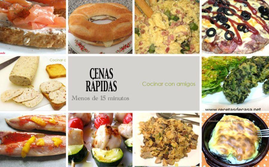 Recetas para una cena informal de picoteo | PASABOCAS Y APERITIVOS ...