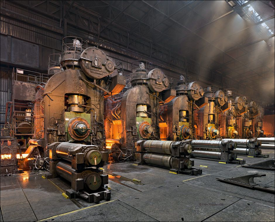 supplyside rolling mill Machine World Pinterest