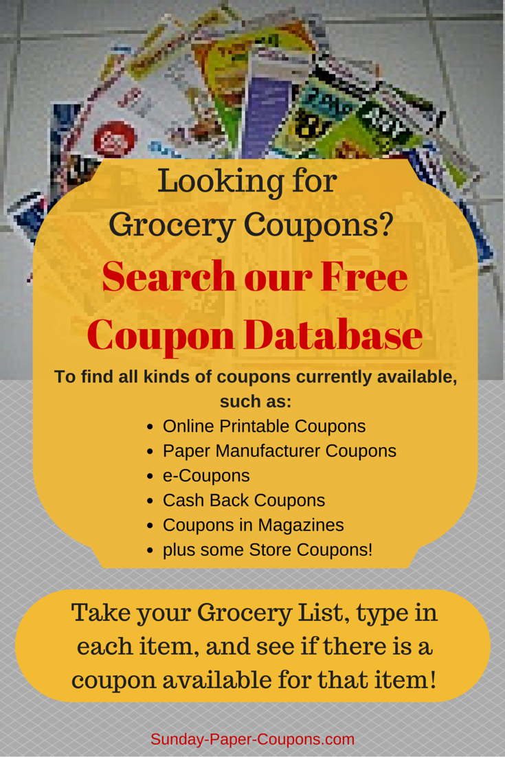 Free Coupons By Mail How To Get Coupons In The Mail Free Coupons By Mail Couponing For Beginners Manufacturer Coupons