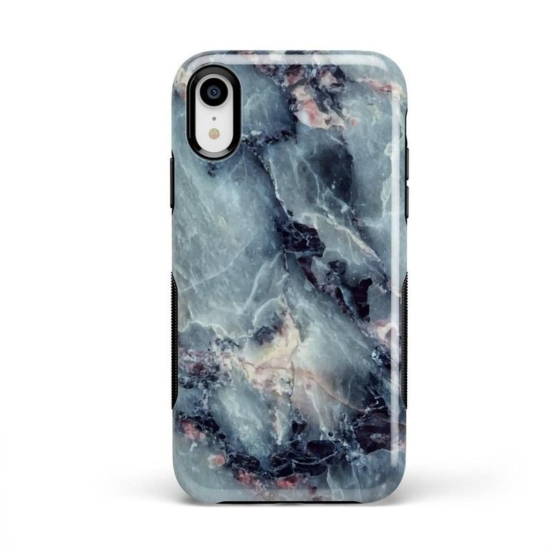 Classic Blue Marble Case