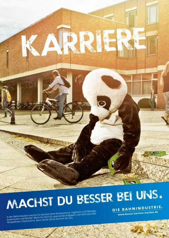 The Railway Industry Association in Germany: Panda To make a career you better choose us.