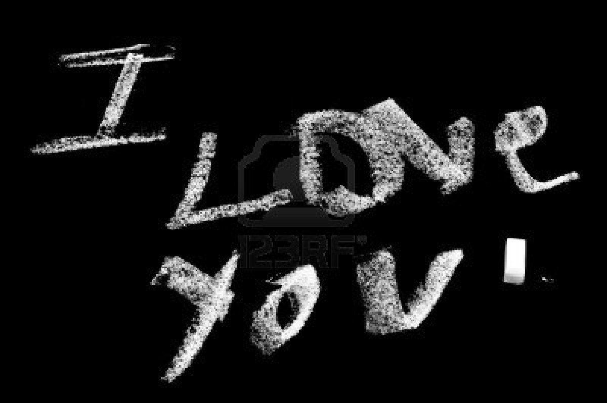 Da minha vida só tenho três certezas, que te amei, que te amo e que te amarei...